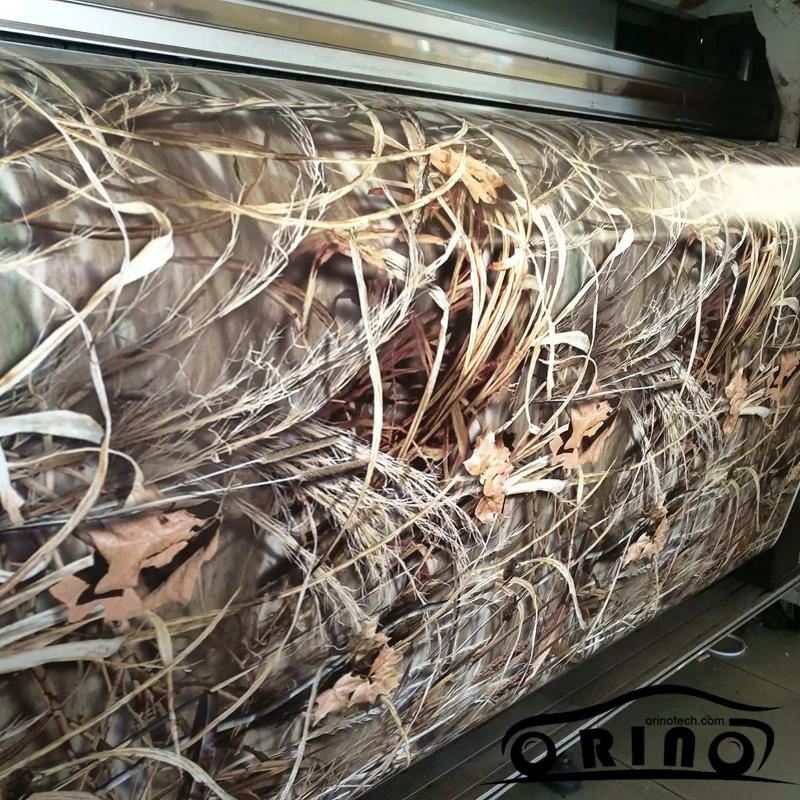 Grass Shadow Wraps Graphics Realtree Real Tree Camouflage Vinyl Wrap Car Wrapping Film Adhesive Sticker 1.52*5/10/15/20/25/30m - 3