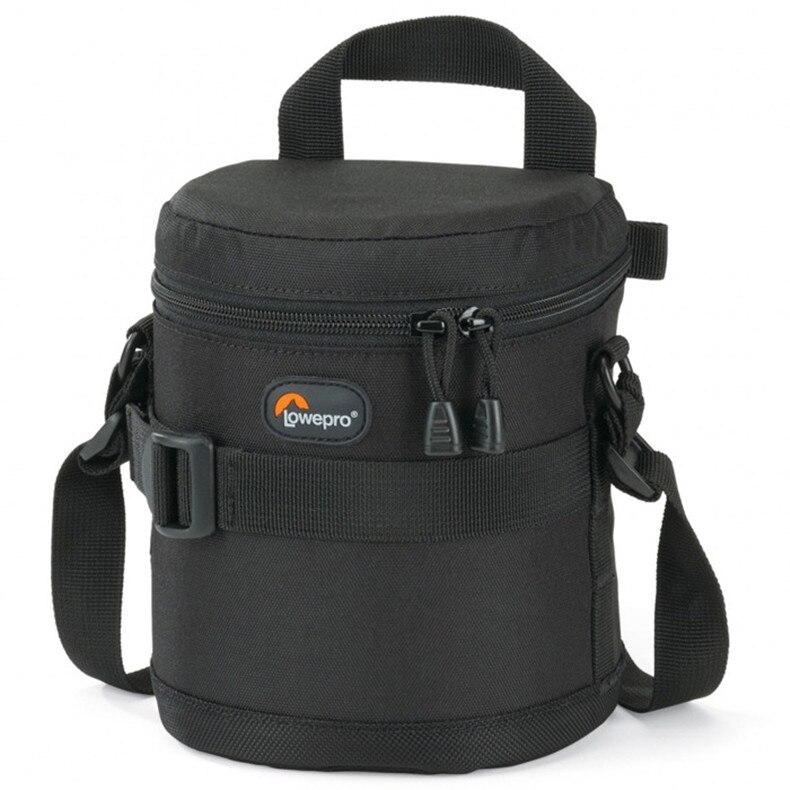 Gratis frakt NYHET Lowepro objektivfodral 11 x 14 cm väska för - Bälten väskor - Foto 3