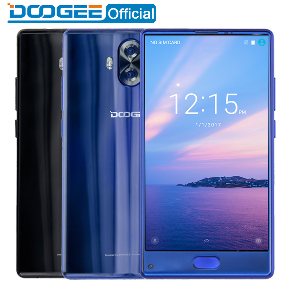 Original DOOGEE MIX Lite Smartphone Dual Camera 5 2 MTK6737 Quad Core 2GB 16GB Android 7
