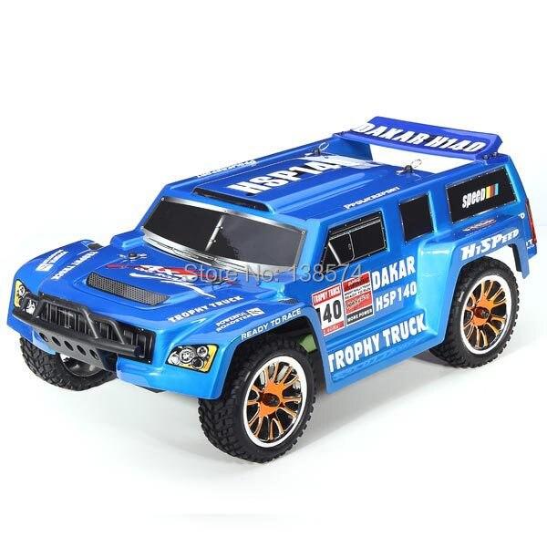 Camion monstre sans brosse HSP 94348 1/14 2.4G 4WD