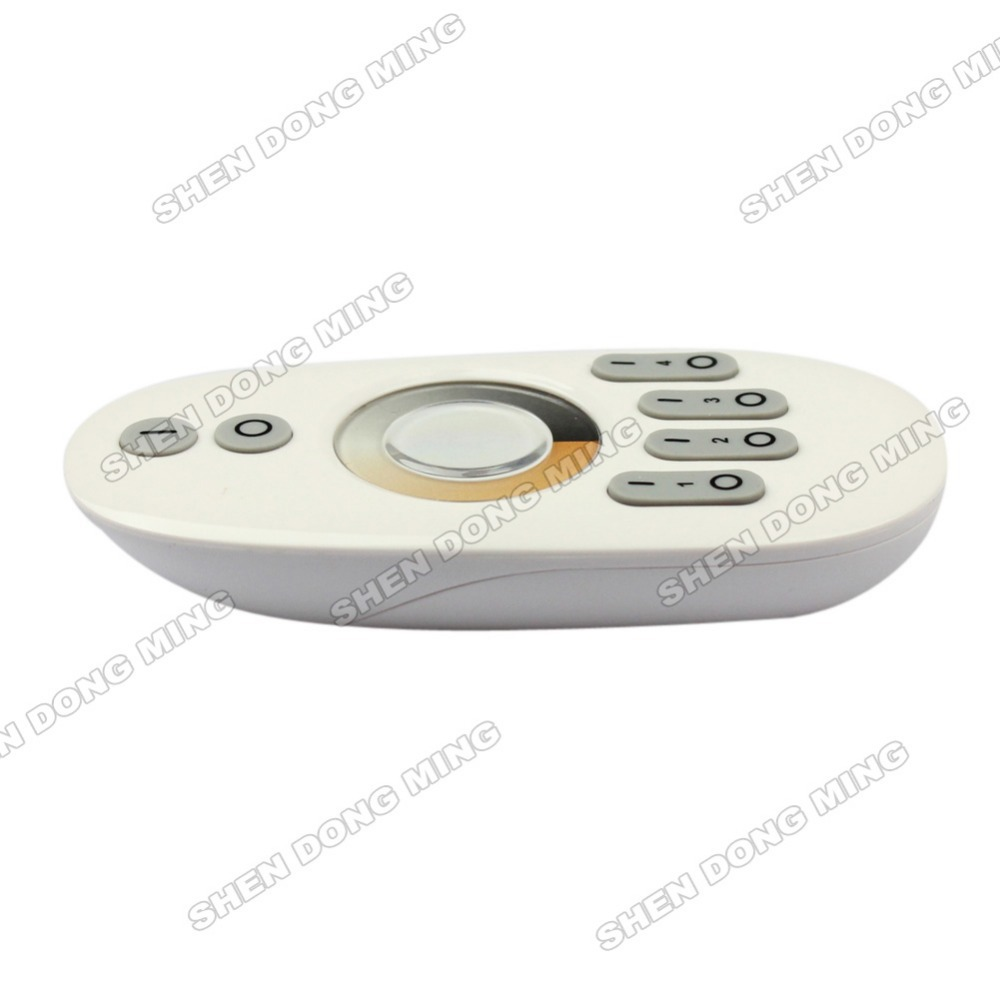 Lights & Lighting Led Color Temperature Controller With Rainbow Touch Remote Controller Dc12-24v 8a Max192w Rf Led Controller Rgb Free Shipping
