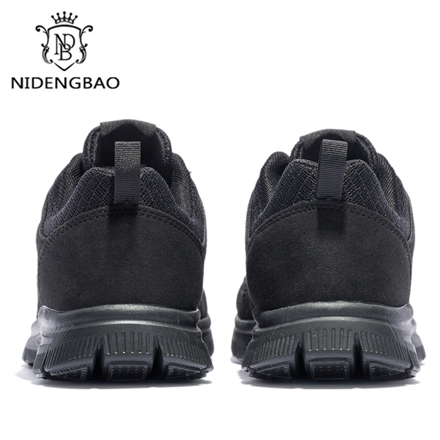2018 New Plus Size 40-50 Men Casual Shoes For Autumn Lightweight Sneakers Mesh Breathable Male Footwear Fashion zapatos hombre