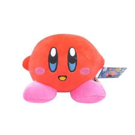Red  Kirby  Figures Plush Toys Doll