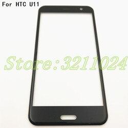 Dobrej jakości oryginalny 5.5 cali dla HTC U11 dotykowy szklany ekran dotykowy LCD Panel zewnętrzny + darmowa dostawa