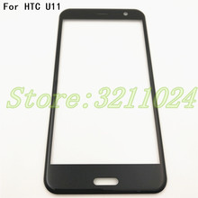 Good quality Original 5.5 inches For HTC U11 Front Glass Touch Screen LCD Outer Panel Lens+Free Delivery