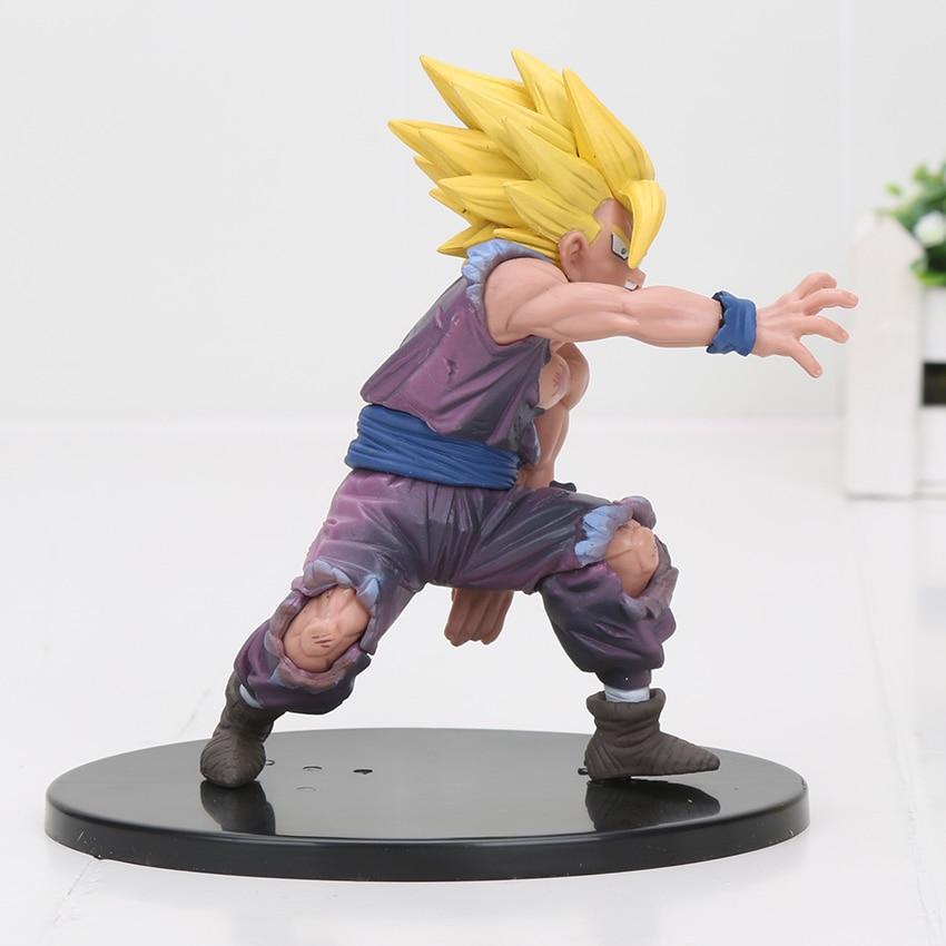Kid Gohan Action Figure Super Saiyan