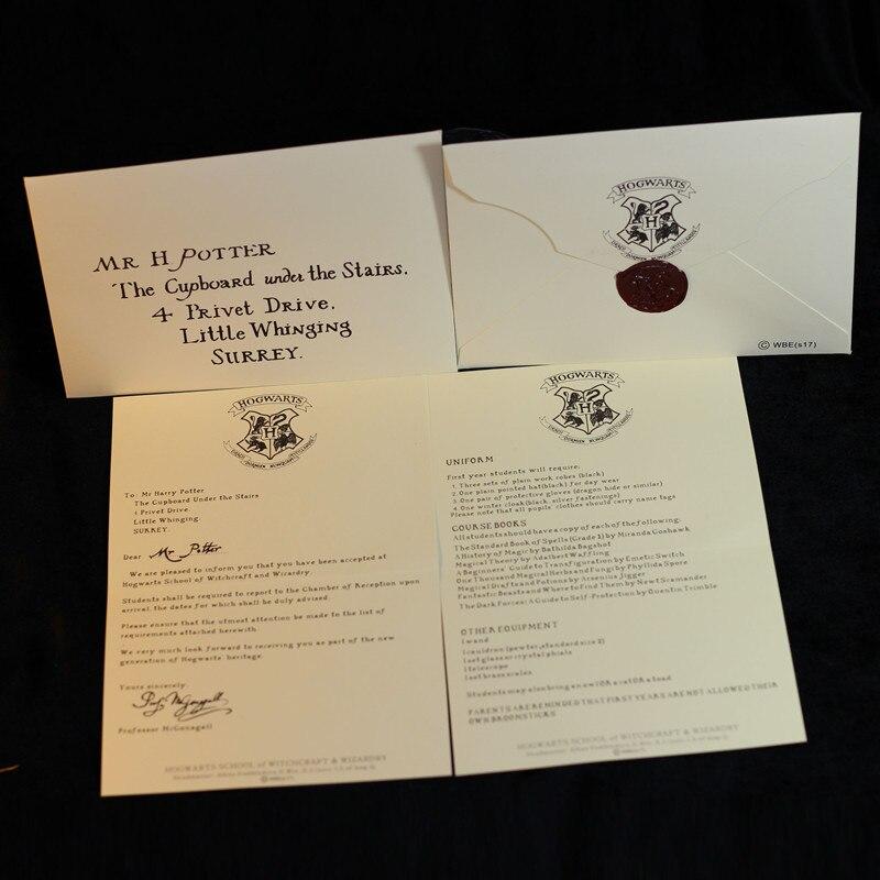522 Pcs Harry Potter Moc Series - Hogwarts Defender Platform Ticket Harry's Letter