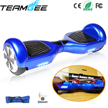 smart drifting scooter hoverboard skateboard hover boards with bluetooth hoverboard with electric board skateboard free shipping(China)