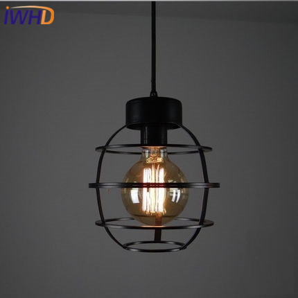 IWHD Retro Vintage Hanging Lamp Style Loft Industrial Pendant Lights Edison Bulb Light Fixtures Hanglamp Luminaire Lampara E27 iwhd vintage hanging lamp led style loft vintage industrial lighting pendant lights creative kitchen retro light fixtures