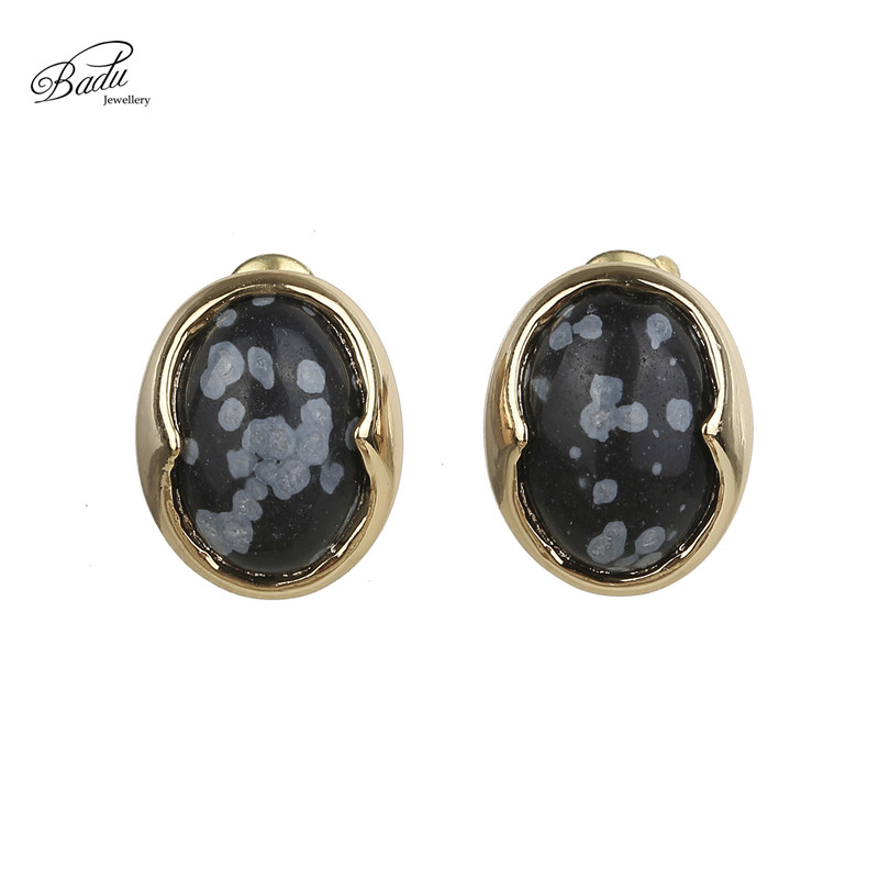 blue stud stone natural sodalite aqe aymcollections earrings products