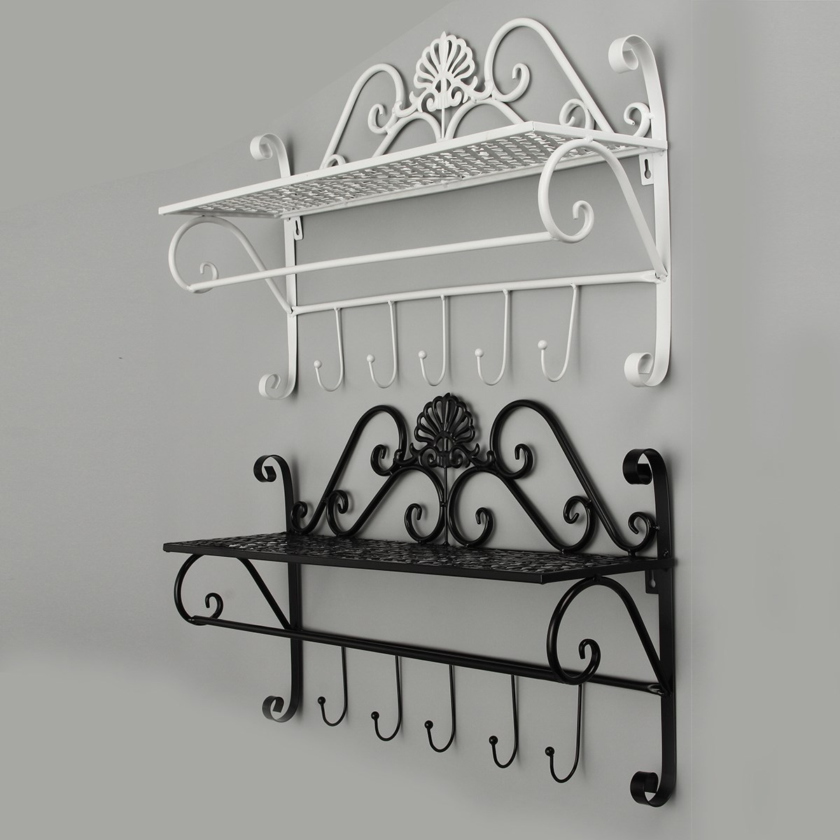 Bathroom Storage Rack Wrought Iron Wall Towel Rack Shelf Single Prateleira  Wall Shelf Toilet Shelving Storage. Popular Storage Racks Shelves Buy Cheap Storage Racks Shelves lots