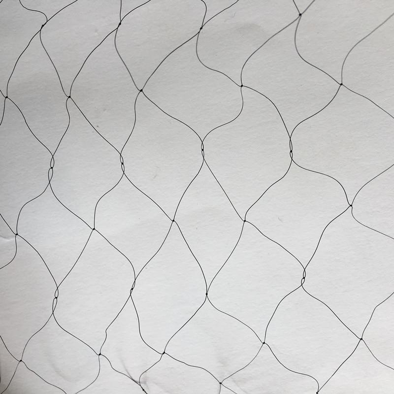 Birdnetting High Quality Deep Pockets Nylon 20X4M 18mm mesh Hole size Bird Mist net Bird Capture net Bird Nets For Catching Bird in Plant Covers from Home Garden
