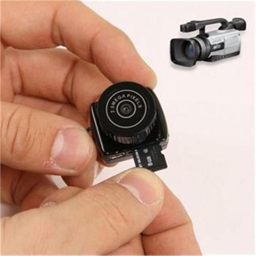 Hidden Mini Small Camera Camcorder Recorder Video DVR Hidden Car Detector Dash Cam