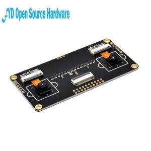 Image 4 - 1 adet Sipeed OV2640 dürbün kamera geliştirme kurulu stereo vizyon derinlik görüş