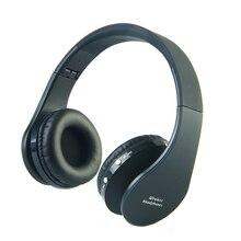 Hot Sale Portable Folding Bluetooth Headset Wireless Headset AUX Stereo Music Headmount Bluetooth Headphone With Handfree