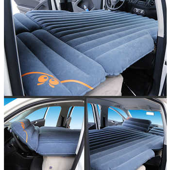 6/4 175*130*10cm Car Travel Bed Camping Car Bed Portable Waterproof Car Mattress Inflatable Mattress Colchon Inflable Para Auto