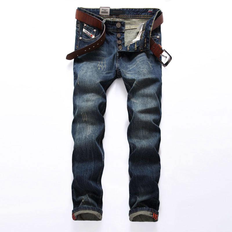 Fashion Dsel Designer   jeans   men Famous Brand Ripped   jeans   Denim Cotton   Jeans   Men Casual Pants printed   jeans   ,777-A