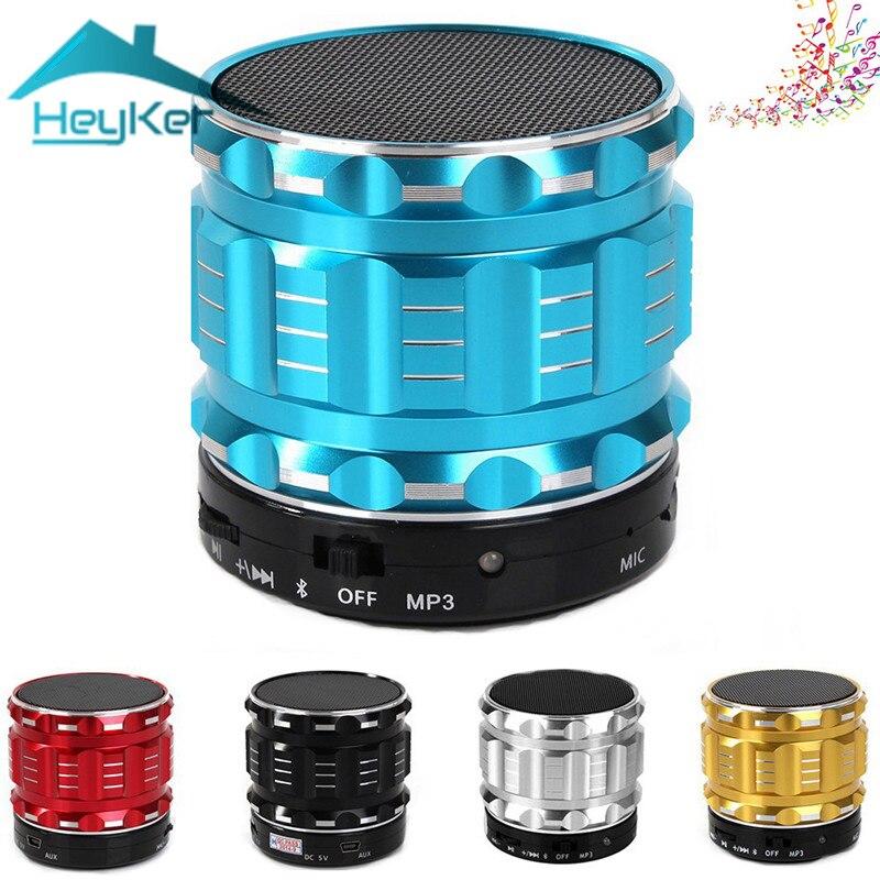 Nouveau S28 Portable Bluetooth Haut-Parleur Sans Fil Mini Stéréo Bass Blutooth Haut-parleurs Avec Mic TF FM Radio xaomi Home Cinéma Boombox