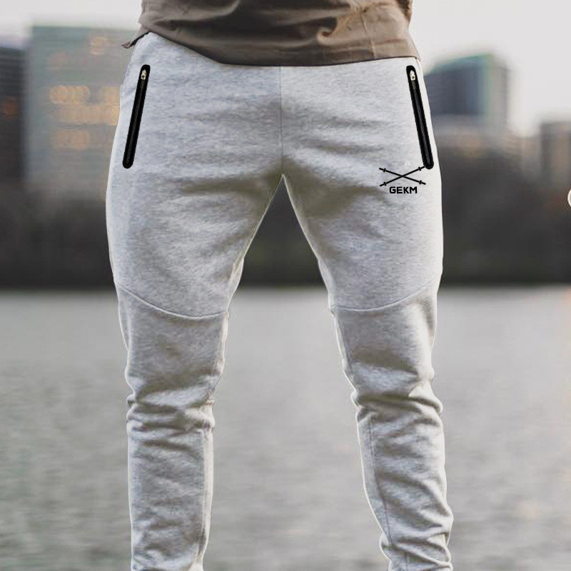 Autumn Winter Style Men Trousers Casual Sweatpants Male Gyms Fitness Workout Solid Warm Sportswear Jogger Brand Pencil Pants In Many Styles Men's Clothing