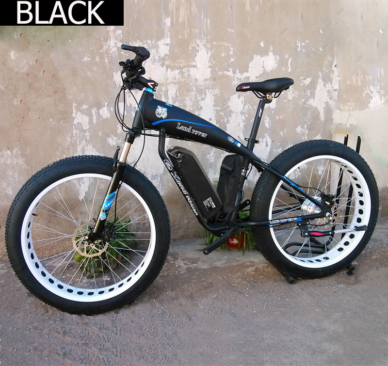 48v1000w 26 pulgadas montaña eléctrica Bicicletas MTB Bicicletas litio 48 V 750...