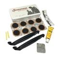 Набор инструментов для ремонта велосипедных шин, комплект портативных накладок на плоские Резиновые Покрышки