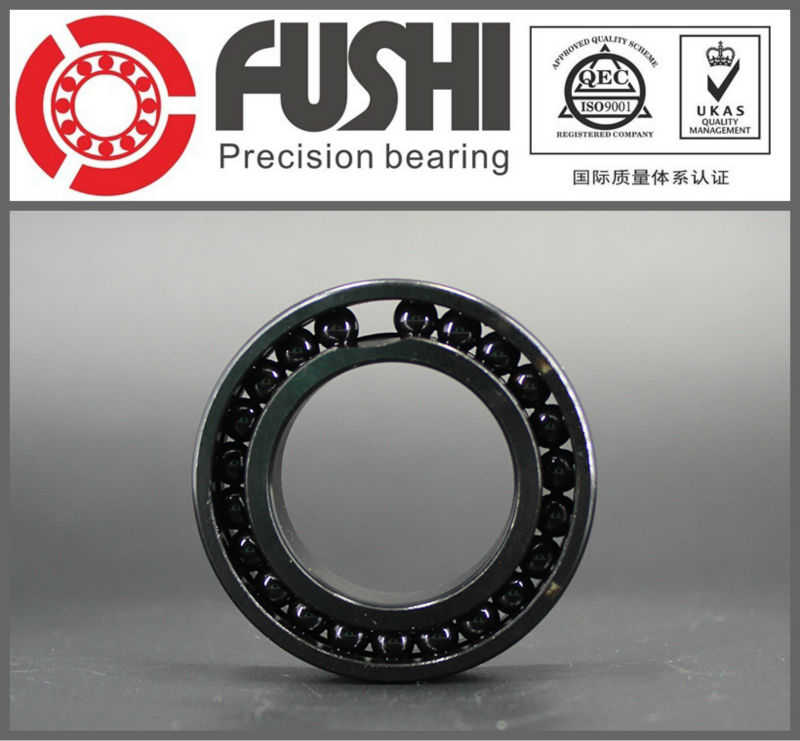 6806 High Temperature Bearing (2 Pcs) 500 Degrees Celsius 30x42x7mm Thin Section Bearings TH6806 Full Ball Bearing TB6806