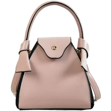 JUILE fashion brand design triangle Woemn Messenger bag pu leather ladies shoulder Handbag phone purse youth girl clutch