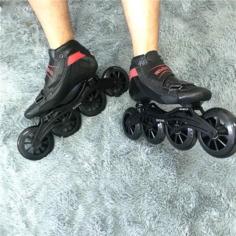 Rollschuhe, Skateboards Und Roller Professionelle Erwachsene Skate Rasha Racing Skate Modell C 4x100 4x110mm GroßE Auswahl; Sport & Unterhaltung