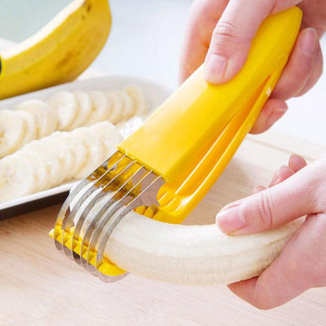 Universal Easy Banana Slicer