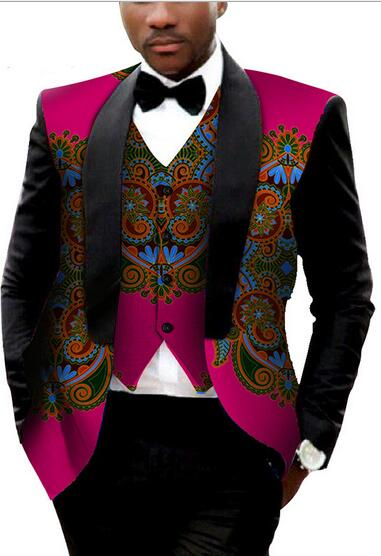 African men For Dashiki Special Offer Promotion Cotton Men Traditional 2018 Are Batik Mens Suit Vest
