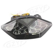 Для Kawasaki Z1000 Z 1000 Integrated светодиодный задний фонарь поворотник поворота лампы 2012 2013 мотоцикл части аксессуары