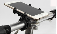 Aluminum alloy Bicycle Handlebar Mount Holder For iPhone Universal Bike Phone Stand Cycling Accessories