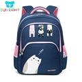 Солнечная восьмерка  милый кот  Новое поступление  школьные рюкзаки для девочек  школьные сумки для маленьких девочек  школьные сумки для де...