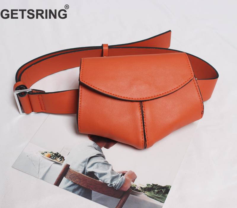GETSRING Woman Bag Woman Wait Bags Waist Pack Money Belt Fanny Pack Bags For Woman 2019