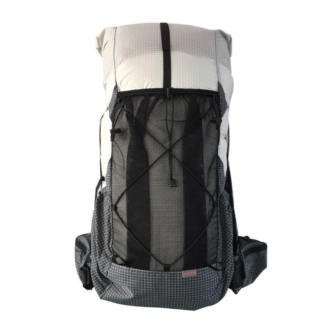 3F UL 35L-45L Ultralight Backpack Frameless Packs XPAC & UHMWPE 3F UL GEAR 2