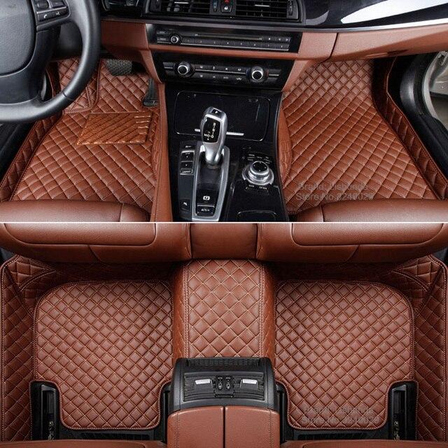 Custom Made Car Floor Mats For Bmw X5 M E53 E70 F15 X6 M E71 E72 F16