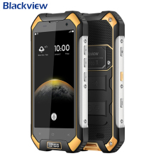 Original Blackview BV6000S Cell Phone RAM 2GB ROM 16GB MT6735 Quad Core 4 7 inch 8