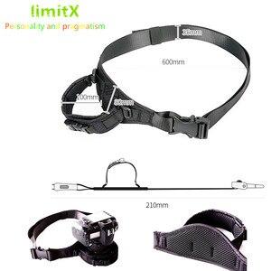 Image 2 - Décompression rapide rapide DSLR reflex appareil photo ceinture ceinture photographie sangle réglable vélo extérieur pour Canon Nikon Sony Pentax