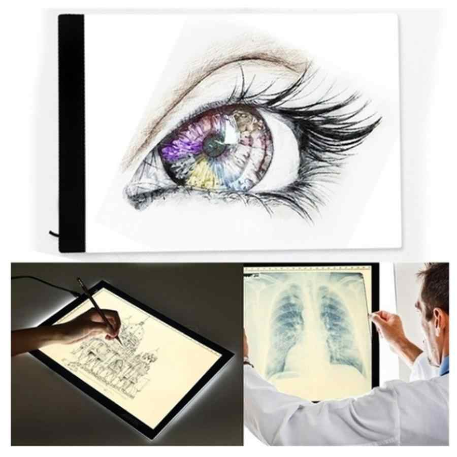 dimmable A4 led light pad,light borad,lightpad,tablet,tools,diamond embroidery,accessories, diamond painting light