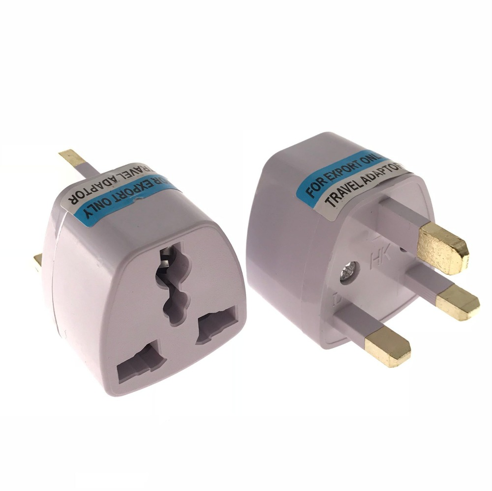 10 Pcs Lot British Standard Power Plug Household 13a250v Wiring Uk To Us Electrical Plugs Hong Kong