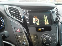 Pure Android 4 4 2 HD 2 Din 7 Car PC DVD Stereo Radio For HYUNDAI