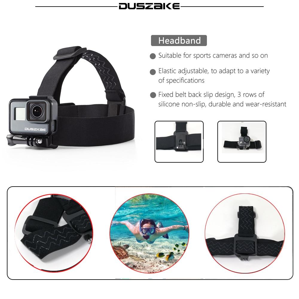 Prsni nosač za glavu za Gopro Hero 5 4 pribor Set SJCAM SJ4000 - Kamera i foto - Foto 6