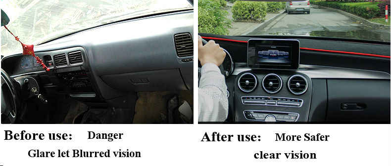 Auto dashboard covers mat voor Hyundai Veloster alle jaar linksgestuurde dashmat pad dash cover auto dashboard accessoires