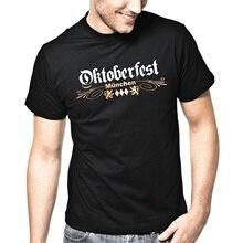Oktoberfest Munchen | Wiesn | Bayern | Munchen S-3XL T-Shirt Summer Style Men T Shirt Top Tee Sleeve Harajuku Tops