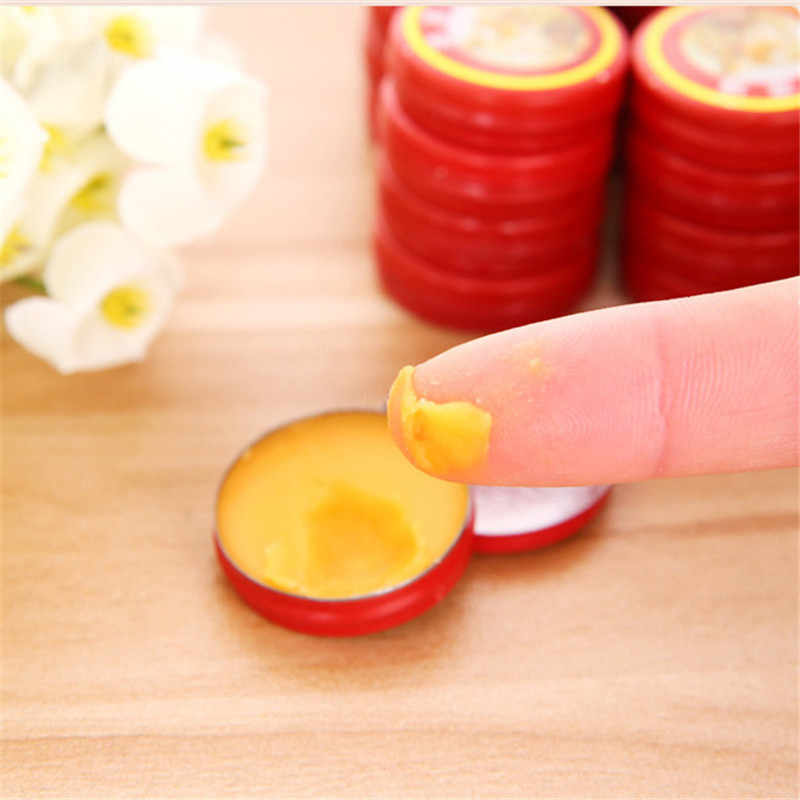 100% オリジナル赤タイガーバーム関節鎮痛剤軟膏筋肉鎮痛クリーム関節炎の痛みエッセンシャルオイル 5 グラム/ピース