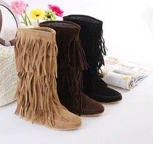 Segurança a longo coxa alta mulheres femininas de inverno na altura do joelho-botas altas botas masculina zapatos botines mujer chaussure femme sapatos B-1