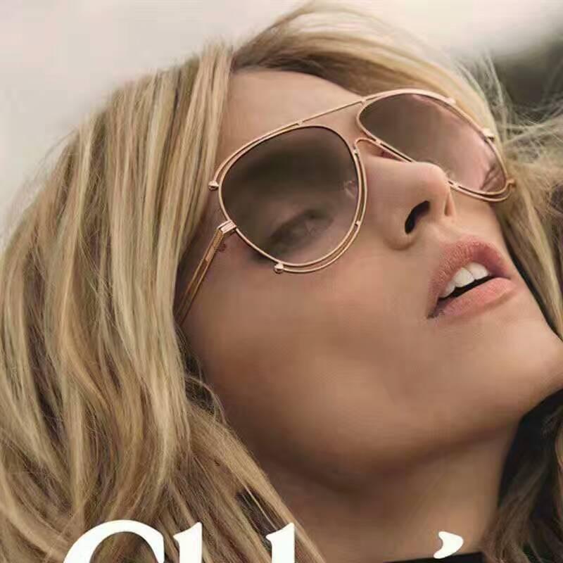 76e1eab6b9 US $5.4 46% OFF|SOZO TU Italy Hollow Designer police sunglasses Pilot  Sunglasses Eyeglasses Women Glasses Clear Optical Spectacle Eyewear  Frames-in ...