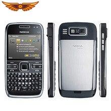 df63139e381 Original Nokia E72 teléfono móvil 3G Wifi 5MP desbloqueado reacondicionado  NO hebreo teclado celular ruso teclado árabe