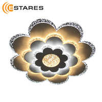 Controllable LED ceiling light CAMILLA 75 W F-500-CLEAR/BULB-220-IP44 Estares
