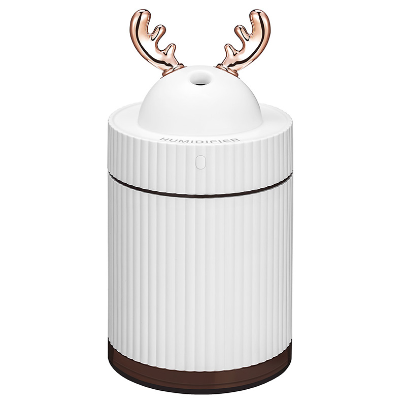 Mini Usb Aromatherapy Essential Oil Aromatherapy Burner Multi Function Antler Ultrasonic Air Humidifier Nano Spray Decoration|Humidifiers| |  - title=